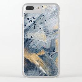 RENAISSANCE Clear iPhone Case