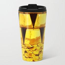 Gold investment Travel Mug