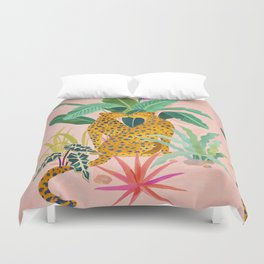 Cheetah Crush Duvet Cover