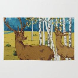Deers Rug
