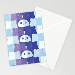 Sleuth of Bears Stationery Cards