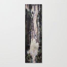 Zip Canvas Print
