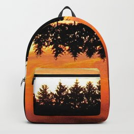 Summer Solstice Sunrise Backpack