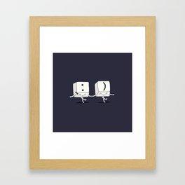 Happy Ever After Framed Art Print