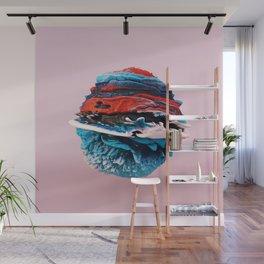 ACRYLIC BALL ABSTRACT // 3D ABSTRACT Wall Mural