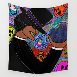 He's the Magic Man... Wall Tapestry