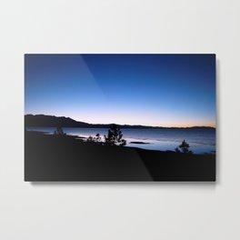 Magic Twilight - South Lake Tahoe, California Metal Print