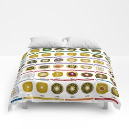 NBA Championship Rings Comforters