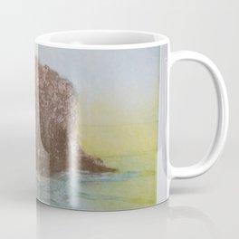 Playa de las catedrales Coffee Mug