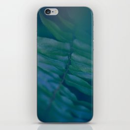 Midnight Green iPhone Skin