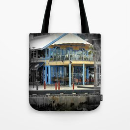 Foreshore cafe - Geelong Tote Bag