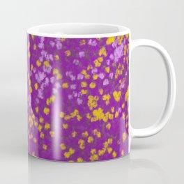 Field of Purple and Yellow Coffee Mug