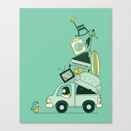 There's still room for one more Canvas Print