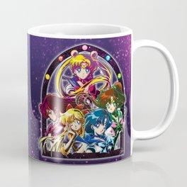Sailor Moon S (Universe edit.) Coffee Mug