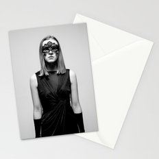 Metamorphosing Monochromes Stationery Cards