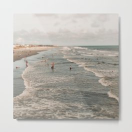Searching For Summer Metal Print