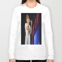 niall Long Sleeve T-shirts featuring Niall Horan by Halle