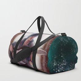 Luka - Blue Duffle Bag
