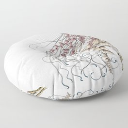Shroom me up, Jelly Floor Pillow