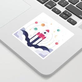 COSMODOG : Planetarium Sticker