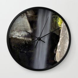 Waterfall in Tennessee Wall Clock