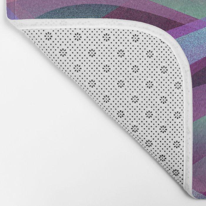 Abstract background G134 Bath Mat