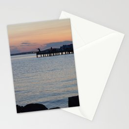 Seaside Fisherman Stationery Cards