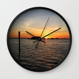 And the Bells Toll I Wall Clock