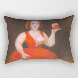 Apples. Rectangular Pillow