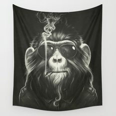 Smoke 'Em If You Got 'Em Wall Tapestry