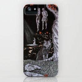 Heidinnfirar Badmr iPhone Case