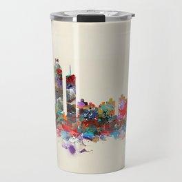 Atlanta Georgia Travel Mug
