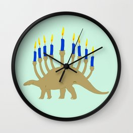 Stegomenorus Wall Clock