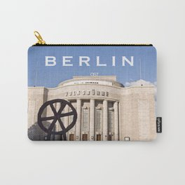 BERLIN OST - VOLKSBÜHNE - Theatre Carry-All Pouch