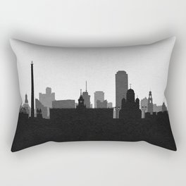City Skylines: Yekaterinburg Rectangular Pillow