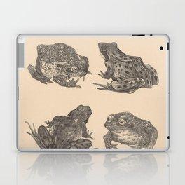 Naturalist Frogs Laptop & iPad Skin