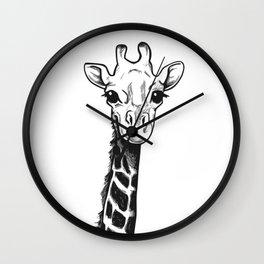 Girafee Wall Clock