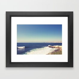 La Jolla Cove Framed Art Print