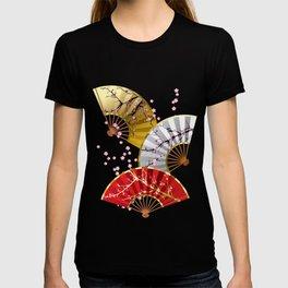 Japanese Cherry Fans T-shirt