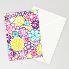 BOLD & BEAUTIFUL blooms Stationery Cards