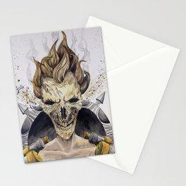 Junkrat Skull Stationery Cards
