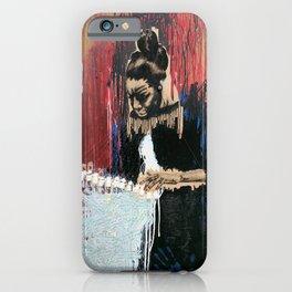 Riding Around With The Nina Simone iPhone Case