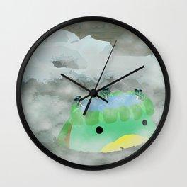 Kappa Bath Wall Clock