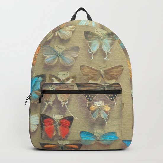 The Butterfly Collection II Backpack