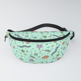 Microscopic Animals Fanny Pack
