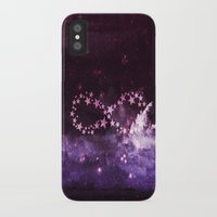 infinity iPhone & iPod Cases featuring INFINITY by Monika Strigel