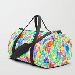 Bright summer pattern 2 Duffle Bag