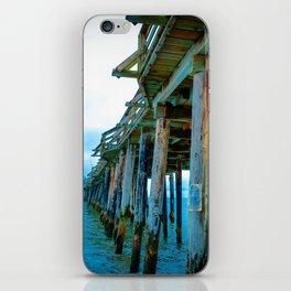 Capitola Pier iPhone Skin