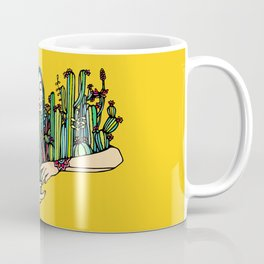 Hug a plant Coffee Mug