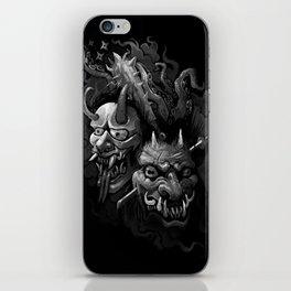 Demon Duel iPhone Skin